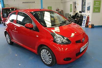Toyota AYGO 1.0 VVT-i 2009MY AYGO+like  C3  and 107