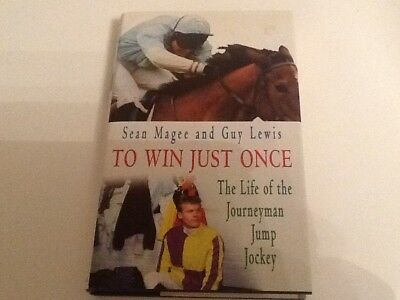 To Win Just Once - Life Of The Journeyman Jump Jockey - Horse Racing
