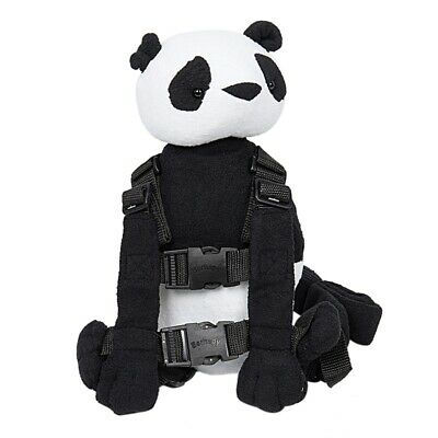 Panda Safety Harness Leash Strap Baby Kids Toddler Walking Cosplay BackpackP8D1