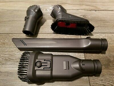 DYSON V6 Attachment Set Combo Tool Up-Top Dust Brush Crevice Wand Tool Lot