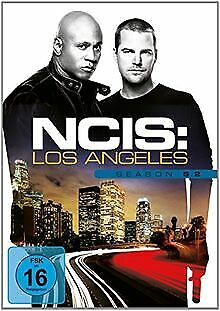 NCIS: Los Angeles - Season 5.2 [3 DVDs] by Terren... | DVD | condition very good