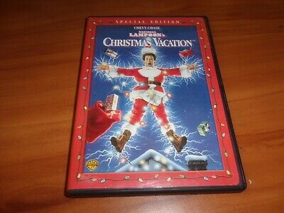 National Lampoon's Christmas Vacation (DVD, 2007, Widescreen Special Edition)
