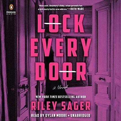 Lock Every Door A Novel - Riley Sager [Audiobook, e-Delivery]