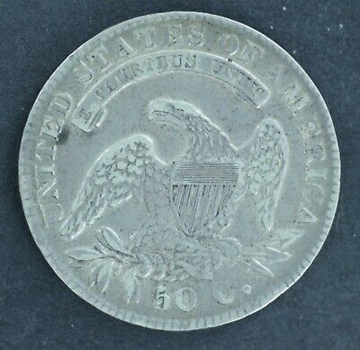 USA 1832 50c Good VF
