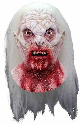 Bram Stokers Dracula Overlord Bloody Latex Mask Scary Movie Costume Accessory