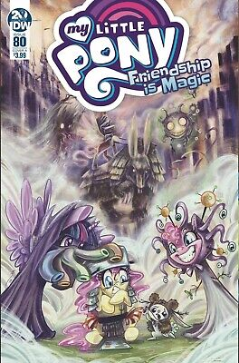 My Little Pony Friendship Is Magic #80  - Idw - Release Date 24/07/19