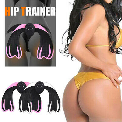 Recharge Abs Simulator Training Body Abdominal Muscle Exerciser Hip Trainer xfd