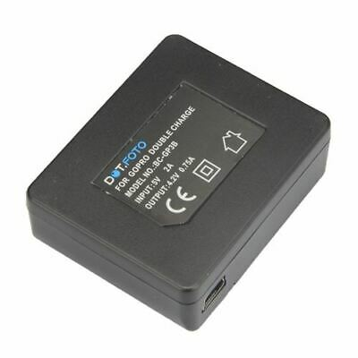 Dual USB Battery Charger for GoPro AHDBT-201/301/302 - GoPro HD HERO3