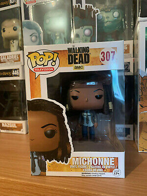 The Walking Dead Funko POP! TV Michonne Vinyl Figure #307 [Season 5]