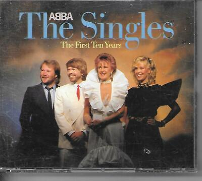 Abba, The Singles, The First Ten Years