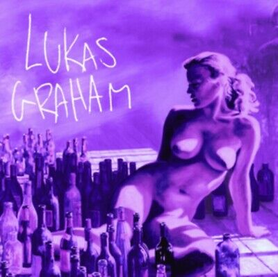 GRAHAM,LUKAS - 3 (THE PURPLE ALBUM) (CD) New