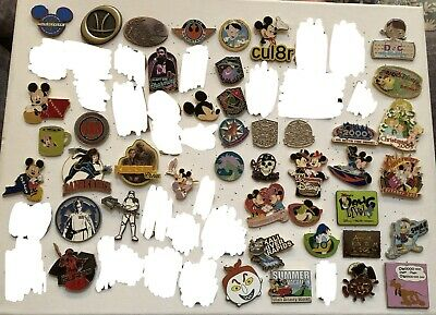 Disney Trading Pins Collection of 65+ CHOOSE ANY Star Wars,Avengers,Parks,Mickey
