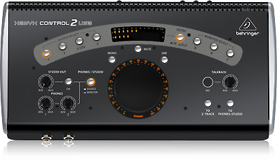 Behringer Xenyx Control2USB Studio Control and Communication Center