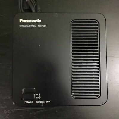 Panasonic Wireless System Surround Sound Receiver SH-FX71 (Receiver only)