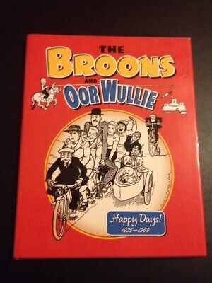 Oor Wullie and The Broons - Happy Days 1936-1969 - Annual (HB 2008)