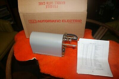 NOS GTE Automatic Electric Line Finder Model D205793-A Strowger step by step