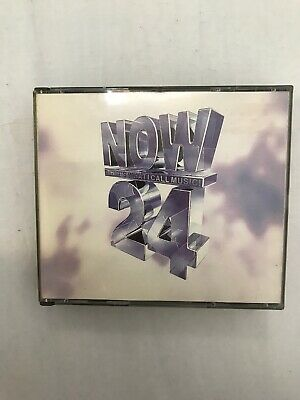 Various Artists : Now Thats What I Call Music! 24 CD