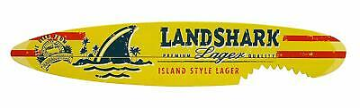 Surfboard Garden Island Style Sign Waterproof Land Shark Outdoor Fun