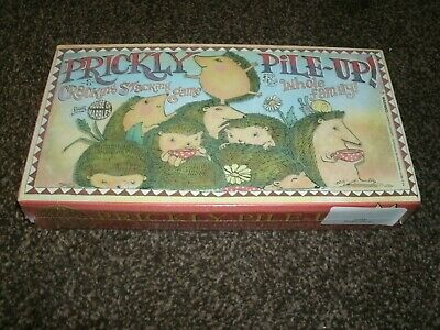 HOUSE OF MARBLES PRICKLY PILE UP TRADITIONAL FAMILY GAME STACKING CHILDREN KIDS