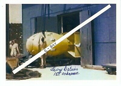 Atomic Bomb, 509th Composite Group,First Ordnance,DeCuir, Manhattan Project.