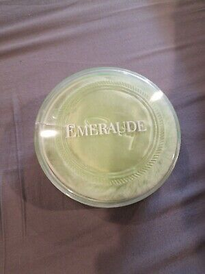 Vintage Coty Emeraude Dusting Powder 1.7 oz