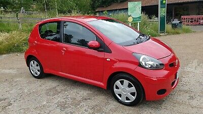Toyota Aygo 1.0 Petrol Manual–2010–New Mot
