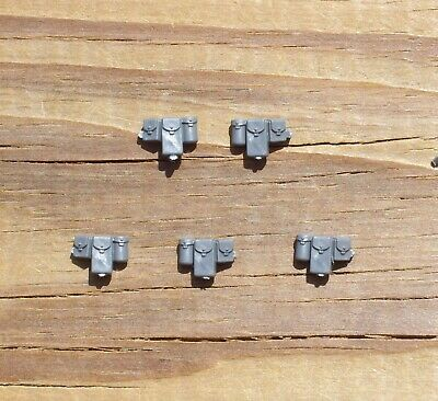 40K Space Marines Primaris Intercessors Large, Small & Grenade Pouches Bits 5