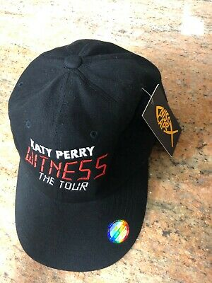 Katy Perry - Witness The Tour - VIP Exclusive Hat - New w/ Tags - Nissi Cap