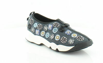 Christian Dior Fusion Gray Womens Shoes Size 10 M Fashion Sneakers MSRP $1180