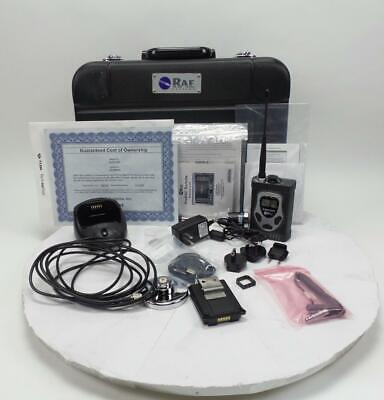 RAE Systems RAELink 3 Portable Wireless Router RLM 3000 for RAE Gas Monitors wit