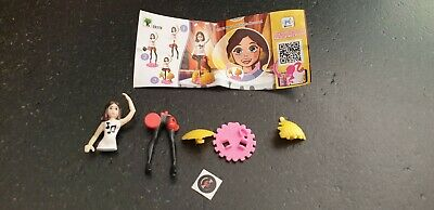 KINDER SURPRISE   2018 - 2019  BARBIE  EN378:   Disc-jokey  + BPZ