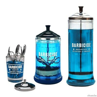 Barbicide Disinfectant Jars/Solutions- All Sizes Availble- Brand New