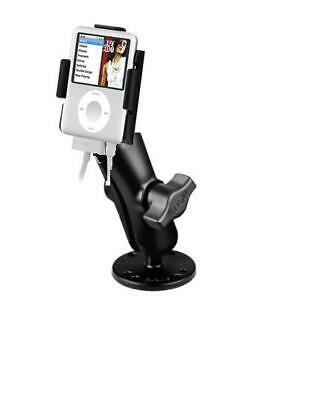 New Rugged Ram Flat Surface Mount Counter Top For Ipod Nano Third 3Rd Generation