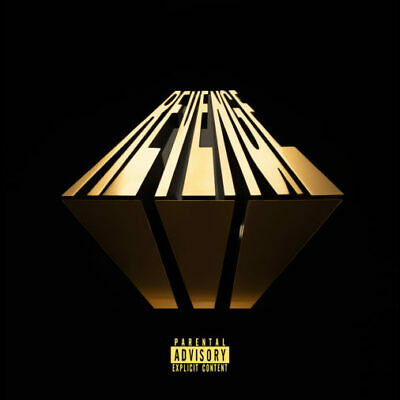 Dreamville Revenge Of The Dreamers III (Mixtape) Official PROMO CD Rap Trap