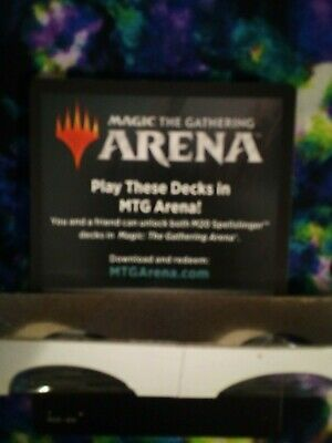 Magic The Gathering Arena Code Card for 2 M20 Coreset Online Decks Email Deliver