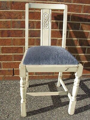old vintage timber chair, art or shop display.unwanted