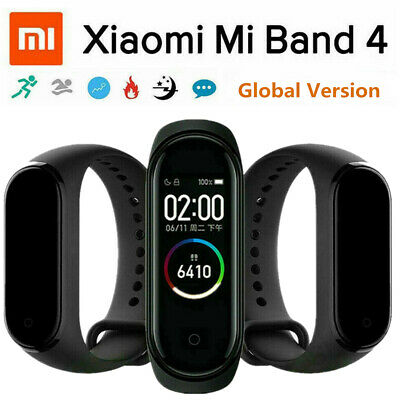 Global VersionOriginal Xiaomi Mi Band 4 Newest BT 5.0 Music Smart Bracelet P1J2