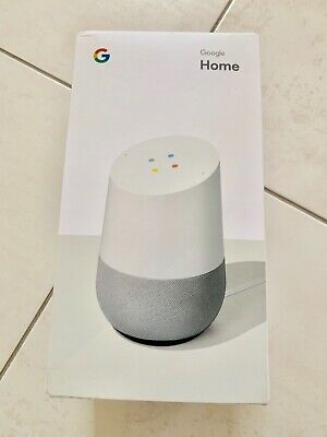 Google Home Smart Speaker New Sealed White