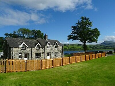 5 star Holiday cottage by Bala Lake, Snowdonia Wales, sleeps 6 available Nov/Dec