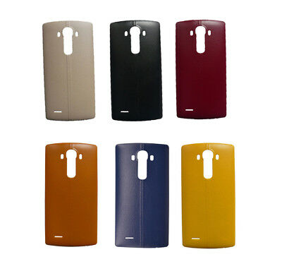 LG G4 ALL Version Rear Battery Back Cover Leather Colour