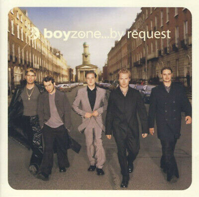 Boyzone - By Request (1999) CD Album Greatest Hits / Best of BoyZone