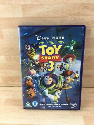 Toy Story 3 (DVD, 2010)disney pixar