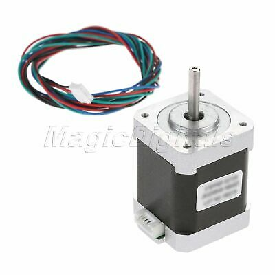 NEMA17 0.9° Degree 2-Phase 4-Wire 40mm Bipolar Stepper Motor For 3D Printer