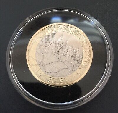 RM £2 Uncirculated Coin - D-Day 75th Anniversary