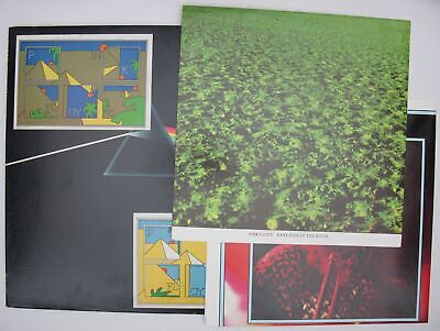 Pink Floyd - The Dark Side Of The Moon LP - Harvest 2 Posters