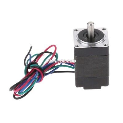 NEMA8 1.8° Degree 2-Phase 4-Wire 30mm Bipolar Stepper Motor For 3D Printer