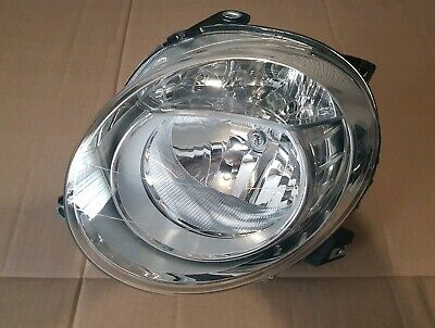 Fiat 500 2009 To 2014 Day Time Lamp Left Hand Side Genuine Fiat 51795458