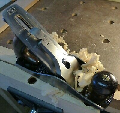 Stanley Bailey No. 4C Smoothing Plane, Type 11 or 12 - Restored & Ready for Use