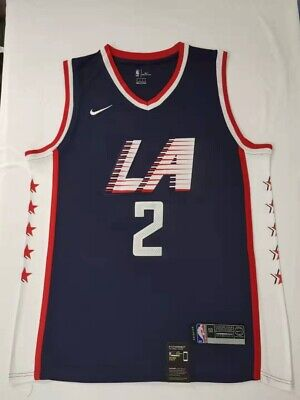 Los Angeles Clippers Kawhi Leonard #2 Men's Jersey LA Clippers - All Sizes