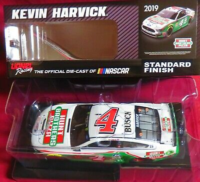 Brand New, 1/24 Action  2019 Mustang, #4, Hunt Brothers Pizza, Kevin Harvick